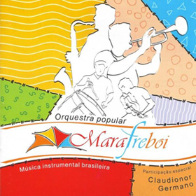 CD Orquestra Popular Marafreboi